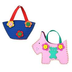 Nice Baby Home Craft Kit Cute Bags DIY Making Supply Gift *** Continue to the product at the image link.