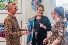 Buy or sell contemporary art, photography + sculpture at the affordable art fair Battersea in London. Find out how to exhibit and book artfair tickets online. Arts And Crafts Projects, Crafts To Do, Affordable Art Fair, Adult Crafts, Old Art, Autumn, London, Coat, Jackets