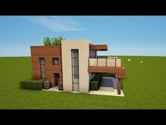 minecraft houses how to build . minecraft houses blueprints step by step . Minecraft Modern Mansion, Minecraft Villa, Minecraft House Plans, Easy Minecraft Houses, Minecraft House Tutorials, Minecraft Houses Blueprints, Minecraft City, Minecraft House Designs, Minecraft Construction