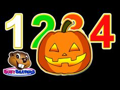 "Take a Look at Our Halloween Counting Video that Teaches Counting with the Words ""Pumpkin"", ""Candy"", ""Ghost"" & ""Witch"""
