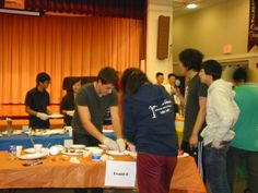 Think your cuisine reigns supreme? Teens were offered this challenge at the Teen Iron Chef competition at Arcadia Public Library on Thursday, Oct. 28 in the Cay Mortenson Auditorium from 3-6 pm.    Team G was the winner!!      On this page is a  choice of  a few of the  culinary artists that  individuals most  think highly of.