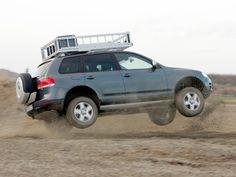 "Volkswagen Touareg Individual ""Expedition"" '2005"