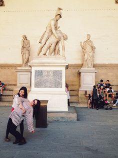 tourists, Florence Florence, Statue, Explore, Travel, Art, Art Background, Viajes, Kunst, Destinations