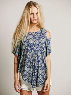Free People We The Free You So Fancy Printed Tee, How would you style this? http://keep.com/free-people-we-the-free-you-so-fancy-printed-tee-by-kazza_smith/k/0A1rjKgBH6/