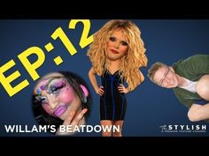 Happy Friday and happy 12th episode of Willam's Beatdown! This week Willam gets some cooking advice, learns how to do a messy bun and tries out some new gay vocabulary. Willam also learns about a hot new makeup trend that's so new, no one is even doing it yet.