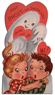Just Ghost to Show You (fun house version) by pageofbats, via Flickr