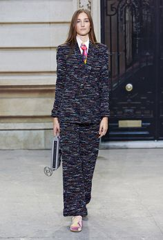 Ready-to-wear - SPRING-SUMMER 2015 - Look 4 - CHANEL