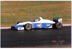 Jamie Davies - Lola T96/50 Zytek Judd KV - DAMS - Autosport International Trophy - 1997 International F3000 Championship, round 1 - © Antsphoto