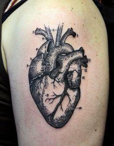 #heart #ink #tattoo