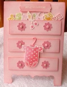 Baby bundle chest of drawers {another version}