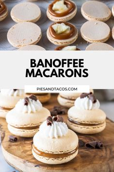 Macaron Filling, Macaron Flavors, Pan Dulce, Dessert Drinks, Dessert Recipes, Fun Recipes, Chorizo, Macaron Template, Salsa