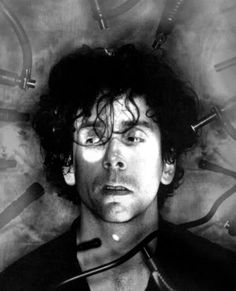 Tim Burton, 8/25/58, Burbank, CA