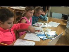 Tomie DePaola Stations | Ogle Elementary Library