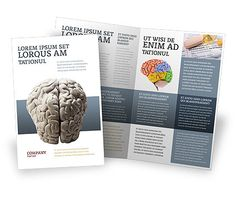 http://www.poweredtemplate.com/brochure-templates/medical/02541/0/index.html Brain In Gray Bi Fold Brochure Template