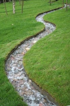 Residential Drainage Ditch Google Search Drainage