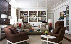 Philip Gorrivan Living Room