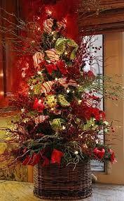 Resultado de imagen para arboles de navidad de pinterest