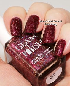 Glam Polish Life on Mars