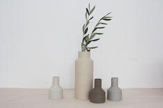 KULØR Ceramics - Sabrina Kuhn -  Nørre vases