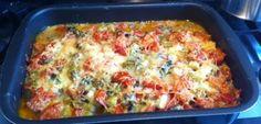 Visschotel - Lekker en Simpel Dutch Recipes, No Carb Recipes, Fish Recipes, Seafood Recipes, Healthy Recipes, Oven Dishes, Fish Dishes, Feel Good Food, Love Food