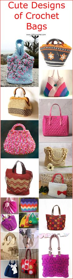 I am pretty sure that all the adorable ladies are just going to be so damn happy when they would see this article that is going to present some cute designs of crochet bags. Isn't this exciting girls? I know all of you are going to adore it so intense because the stylish handbags are one of the most important accessories that are so vital in your total make over. And these crochet made bags are going to be so stylish and nice that all among you who know knitting are absolutely going to try…