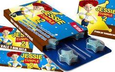 Jessie Toy Story Invitacion Etiquetas Y Mas, Kit Imprimible - $ 100.00