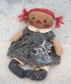 PatternMart.com ::. PatternMart: Little Olde Annie Raggedy Doll 5.00