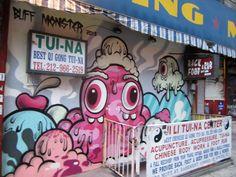 Qigong, Neon Signs