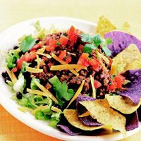Taco Salad - Good Housekeeping  *Verdict: Good, easy.