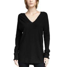 Parisbonbon Women's 100% Cashmere Low Neck Sweater - http://www.cashmereknitwear.com/cashmere-sweaters/womens-sweaters/parisbonbon-womens-100-cashmere-low-neck-sweater/ - Material: 100% Cashmere Ply: 2 Ply Model: Sweater Neckline: Low Neck Sleeve Length: Long Sleeve Pattern: Solid Color Embellishment: Fashion Season: Fall-Winter - #100, #Cashmere, #Low, #Neck, #Parisbonbon, #Sweater, #Womens