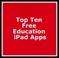 As an avid iPad user I am always on the look out for new apps, either to use with my toddler or for my husband and myself to use in school.    In...