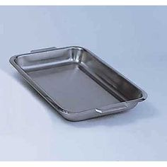 Stainless Steel Open Bake Pan 16 12in X11 14in X 1 34in Deep  1 Each -- Be sure to check out this awesome product.