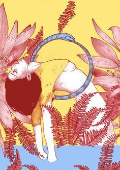 © Sabrina Gevaerd | Suave Resistencia | ilustración | Cóctel Demente