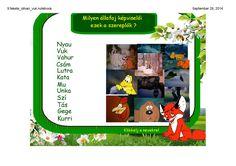 Fekete István: Vuk olvasónapló, digitális tananyag | PDF to Flipbook Digimon, Lunch Box