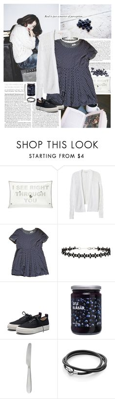 """""""real is just a matter of perception"""" by hellounicorn ❤ liked on Polyvore featuring Klear Klutch, Rebecca Taylor, Miss Selfridge, Eytys and Crate and Barrel"""