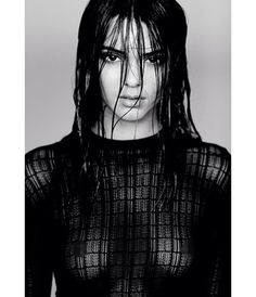 Kendall Jenner Bares Breasts in Racy Photoshoot: Is She the Next Kim Kardashian? Robert Kardashian, Khloe Kardashian, Kardashian Kollection, Kris Jenner, Kendall Y Kylie Jenner, Bruce Jenner, Kendall Jenner Photoshoot, Jenner Hair, Charlie Barker