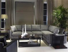 Precedent Urban Planning 2 Piece Sectional - reverse this for our family room