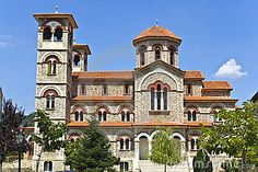 Florina, Greece Crete Greece, Macedonia, Heaven On Earth, Mansions, Country, House Styles, Places, Mansion Houses, Rural Area