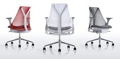 The Herman Miller Sayl Ergonomic Task Chair