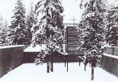Heikki & Kaija Siren-  Otaniemi Technical University Chapel, Espoo, 1957