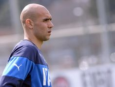 Simone Zaza of Italy during Italy Training Camp - Day 2 at Acqua Acetosa on March 11, 2014 in Rome, Italy.