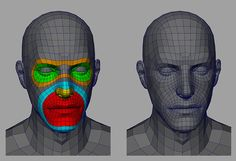 Face Topology [Breakdown Guide] - Page 3 - Polycount Forum