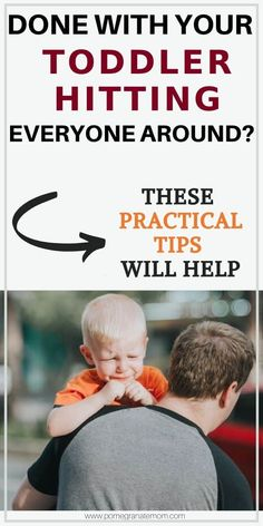 Done With Your Toddler Hitting Everyone Around? These Tips Will Help Parenting Memes, Parenting Toddlers, Foster Parenting, Parenting Books, Gentle Parenting, Parenting Advice, Peaceful Parenting, Toddler Behavior, Toddler Discipline