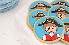 «Ahoy bucanero cookies!»