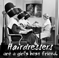We agree! | BFF | Hairdresser |