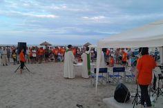 Quando il sacro va in spiaggia… Evangelizzazione in riva al mare a San Benedetto del Tronto  GIUSEPPE SCARLATO https://it.zenit.org/articles/quanto-il-sacro-va-in-spiaggia/