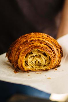 Boulted Bread in Raleigh has the best croissants with the perfect shatter, The Taste SF Brunch Recipes, Dessert Recipes, Food Inspiration, Travel Inspiration, Best Places To Eat, Croissants, Traveling By Yourself, Bakery, Artisan