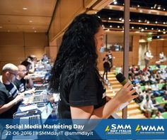 #Photogallery #SMMdayIT 2016 | Your #Brand Your #Influence Your #Power. 22 giugno 2016 - #Auditorium  Sala Collina IlSole24Ore Milano 1000 partecipanti diretta #streaming oltre 24.000 tweet da 1.925 utenti unici. Un #successo #social di persone vere che vogliono incontrarsi e confrontarsi sui grandi temi social e #digital per il #business! #socialmedia #socialevents #training #smm #socialmediamarketing #digitalcommunication #b2b #events #education #backstage #socialmediacontrolroom…