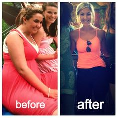 Great transformation from ~230 pounds to 130 ! | Women body ...
