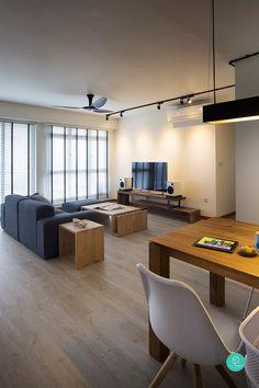 Small Apartment Design Singapore house tours: 10 four-room hdb bto home designs | home design
